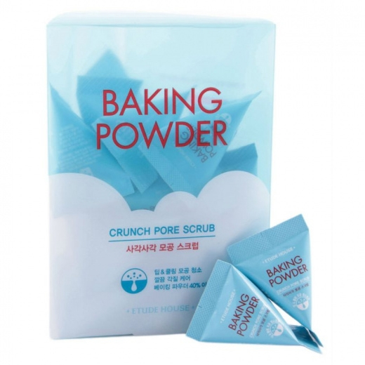 скраб Etude House Baking Powder