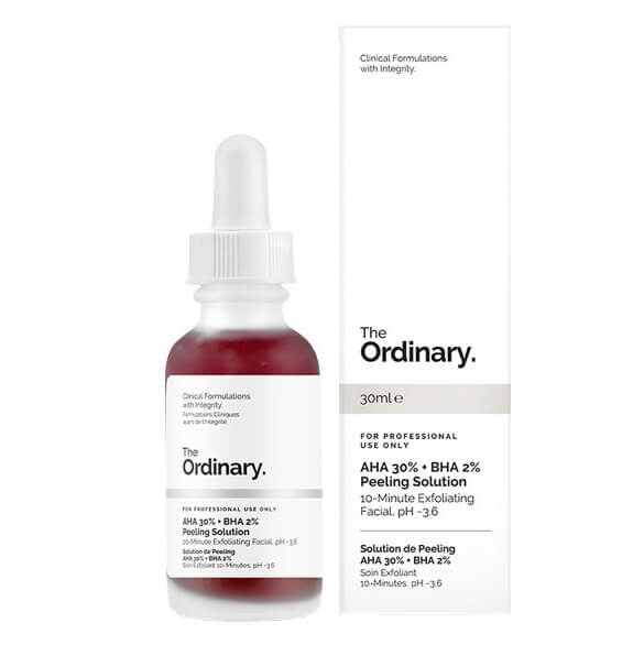 Пилинг The Ordinary AHA 30 BHA 2