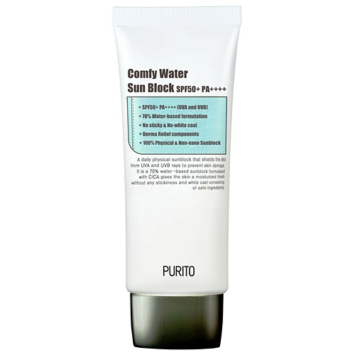 Purito Comfy Water Sun Block