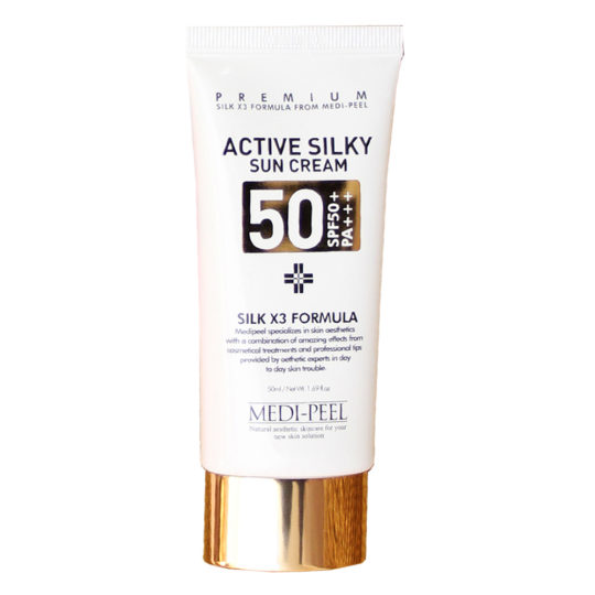 Medi-Peel Active Silky Sun Cream