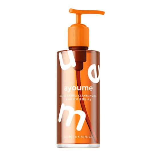 Масло-пенка 2в1 с центеллой Ayoume Bubble Cleanser Mix Oil