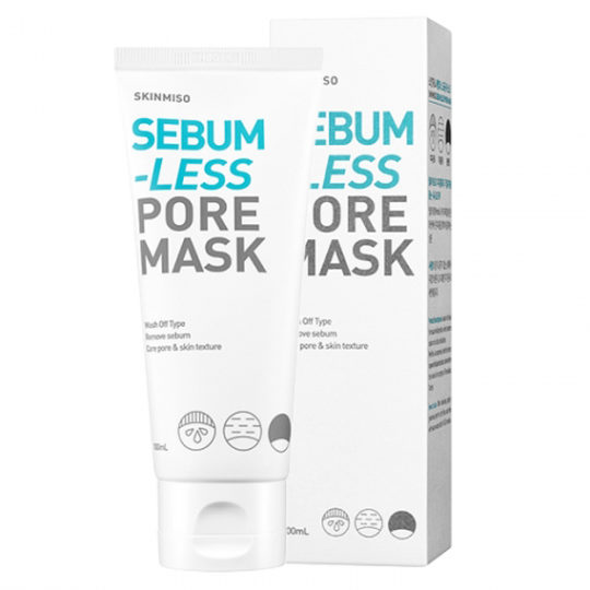 Очищающая маска Skinmiso Sebumless Pore Mask