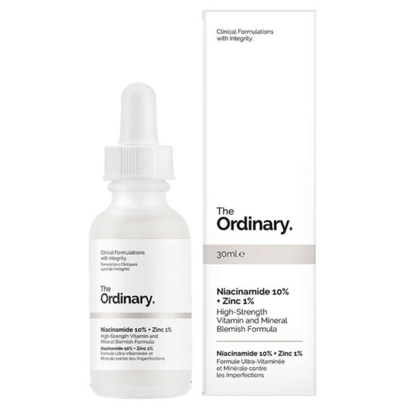 The Ordinary Niacinamide 10% + Zinc PCA