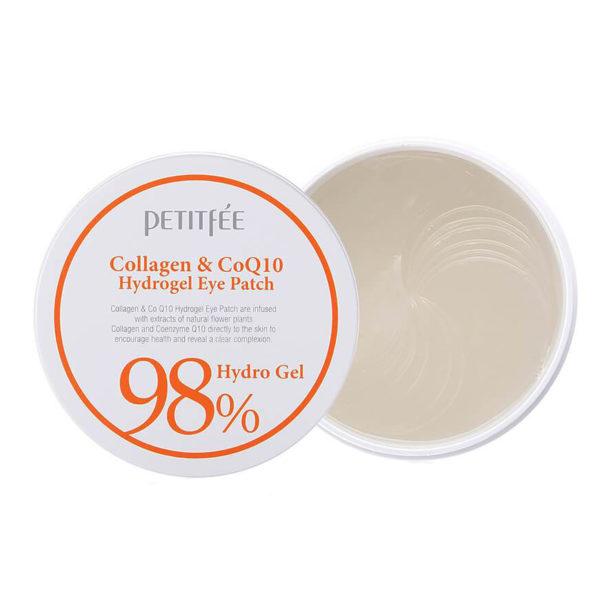 Petitfee Collagen & Co Q10 Hydrogel Eye Patch