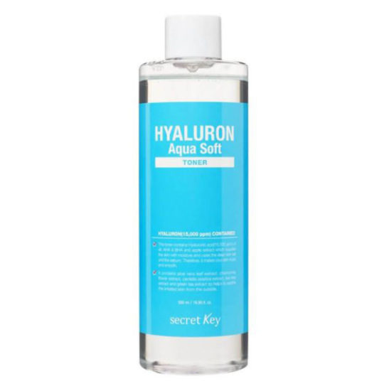 Secret-Key-Hyaluron-Aqua-Soft-Toner