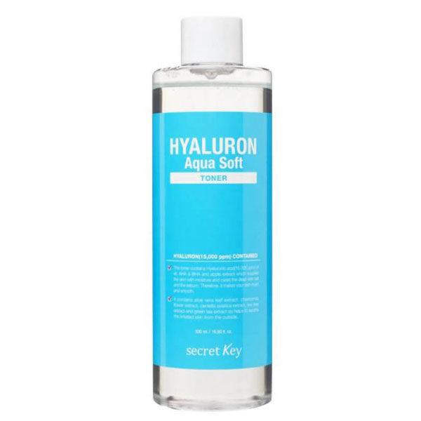 Secret-Key-Hyaluron-Aqua-Soft-Toner