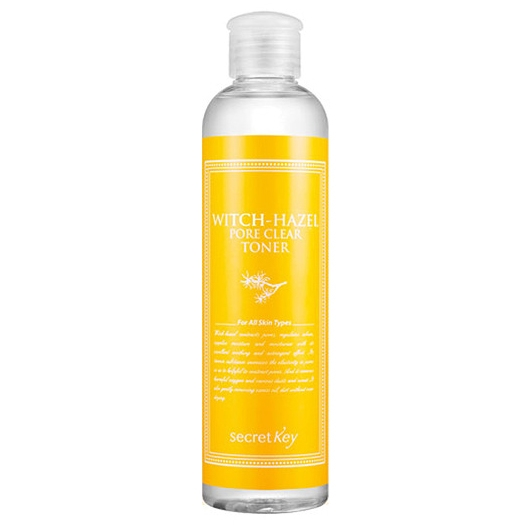 Secret Key Witch-Hazel Pore Clear Toner