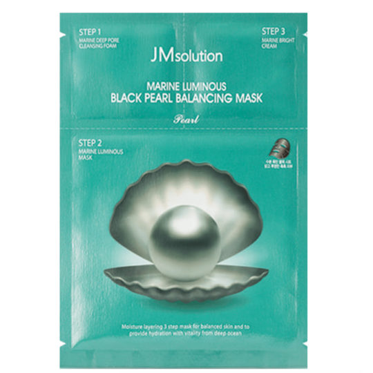 JMsolution Marine Luminous Black Pearl Balancing Mask