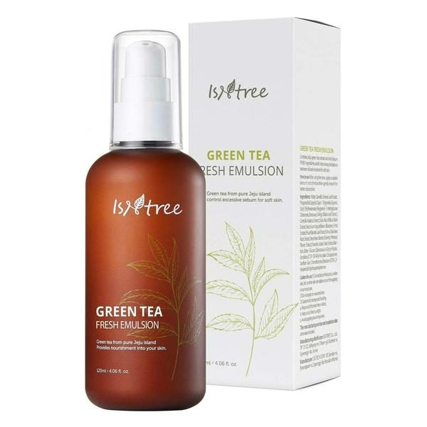 Isntree Green Tea Fresh Emulsion