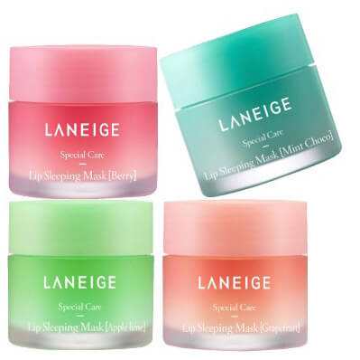 Восстанавливающая ночная маска для губ Laneige Lip Sleeping Mask
