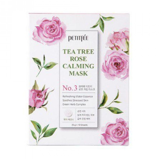 Petitfee Tea Tree Rose