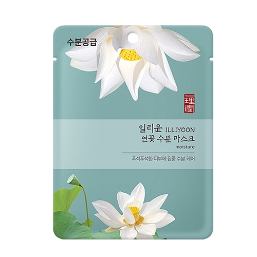 ILLIYOON Lotus Moisture Mask