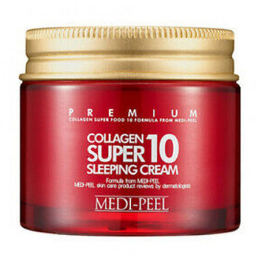 MEDI-PEEL Collagen Super 10 Sleeping Cream