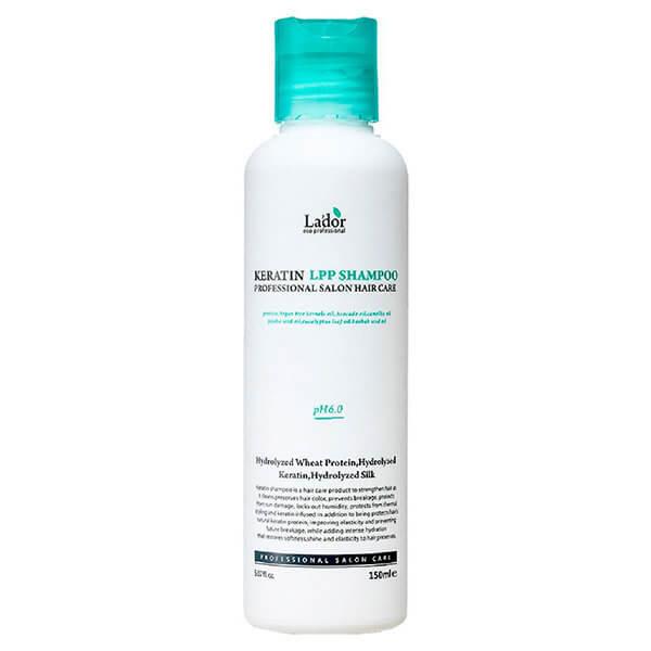 шампунь Lador Keratin LPP Shampoo