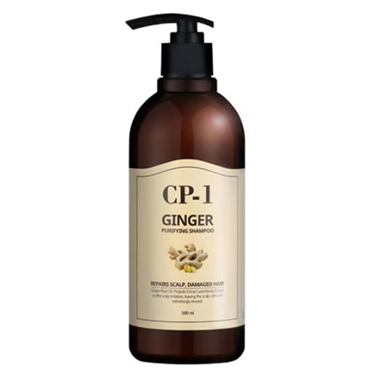 Укрепляющий шампунь с имбирем Esthetic House CP-1 Ginger Purifying Shampoo