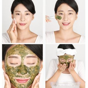 Очищающая маска с эффектом детокса Medi-Peel Herbal Peel Tox Wash Off Type Cream Mask