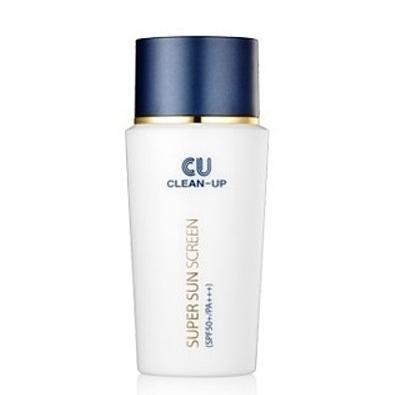 CU SKIN Clean-Up Super Sun Screen