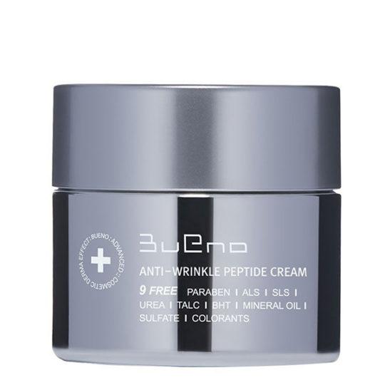Антивозрастной пептидный крем для лица Bueno Anti-Wrinkle Peptide Cream