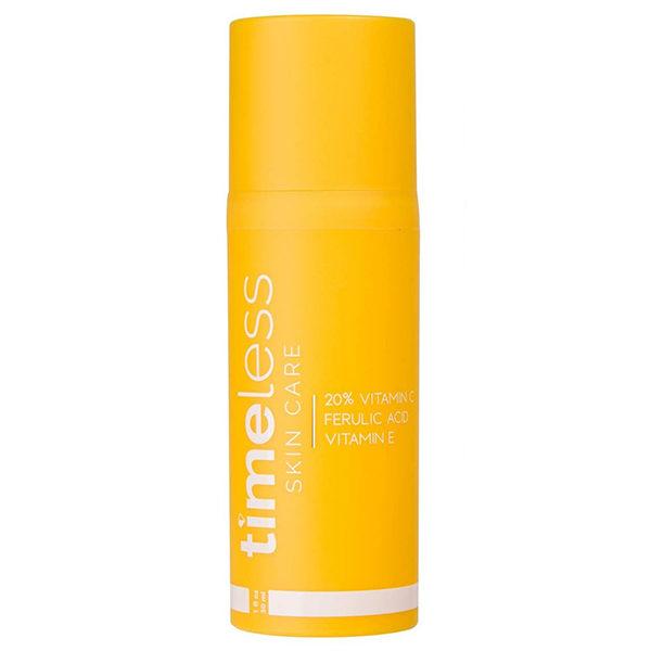Сыворотка с витамином С + Е и феруловой кислотой Timeless Skin Care 20% Vitamin C + E Ferulic Acid Serum