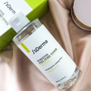 JsDerma Porefine Peel Pore Toner