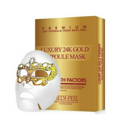 MEDI-PEEL Luxury 24K Gold Ampoule Mask