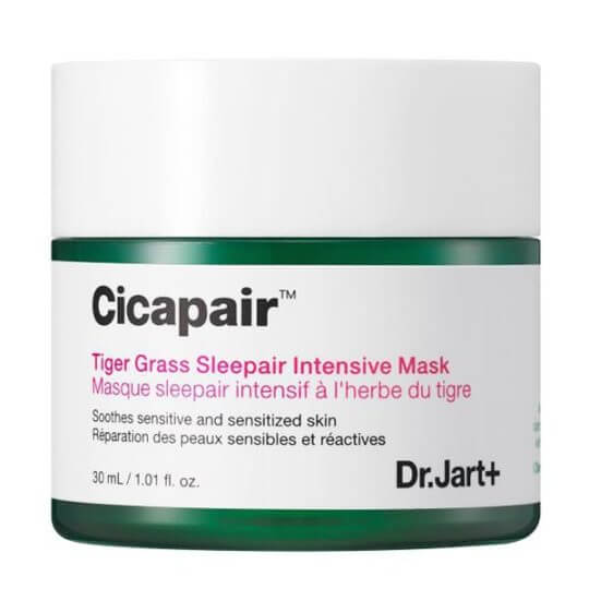 Dr.Jart+ Cicapair Tiger Grass Sleepair Intensive Mask