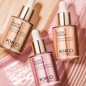 Kiko Milano Glow Fusion Highlighter Drops