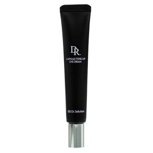 Восстанавливающий крем для век CU DR. Solution Capsule Tone-Up Eye Cream