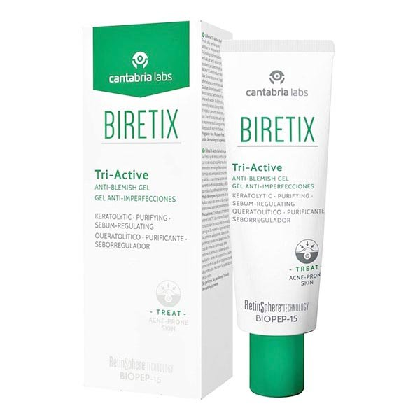Cantabria Labs Biretix Tri-Active Anti-Blemish Gel