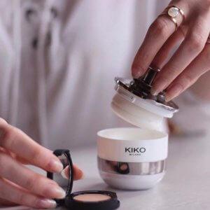 Kiko Milano Invisible Touch Face Fixing Powder