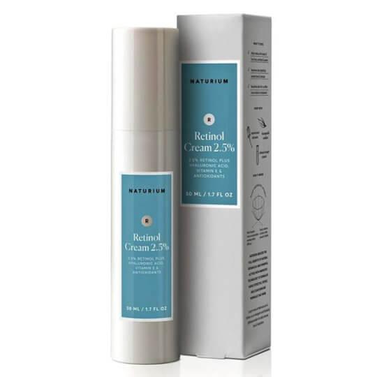 Крем для лица с ретинолом 2.5% Naturium Retinol Complex Cream