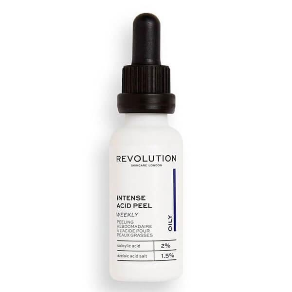 Пилинг для комбинированной и жирной кожи Revolution Skincare Oily Skin Intense Peeling Solution