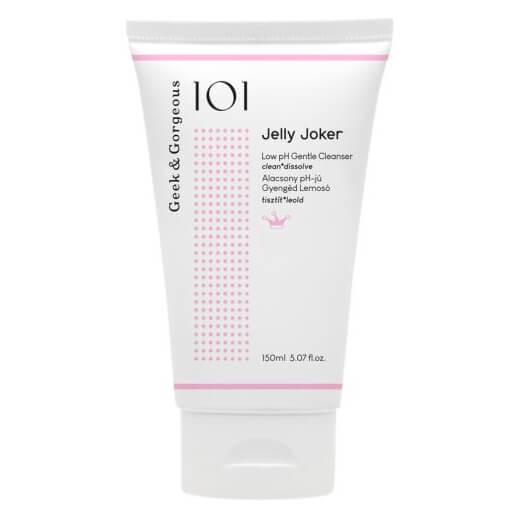 Нежный не пенящийся гель-желе для очищения кожи Geek & Gorgeous 101 Jelly Joker