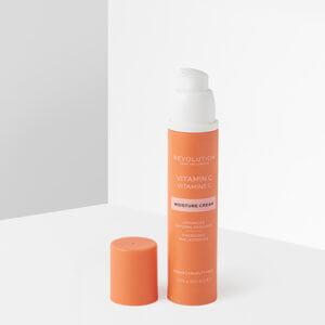Увлажняющий крем для лица с витамином С Revolution Skincare Vitamin C Moisture Cream