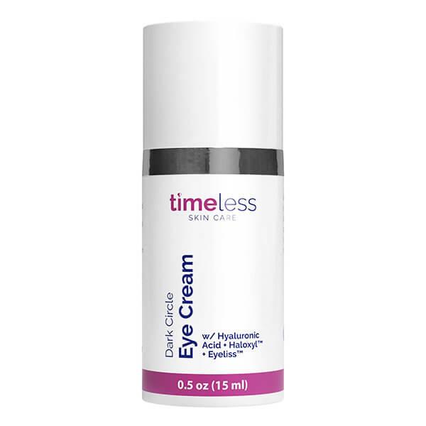 Timeless Skin Care Dark Eye Cream