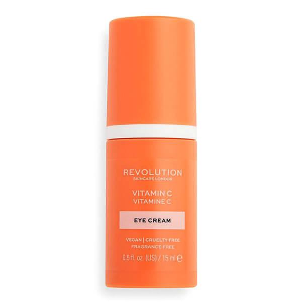 Крем для век с витамином С Revolution Skincare Vitamin C Brightening Eye Cream