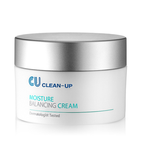 крем для лица CU Skin Clean-Up Moisture Balancing Cream