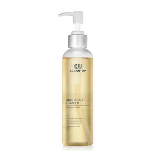 Увлажняющая пенка для умывания CU Skin Clean-Up Hydro Foam Cleanser