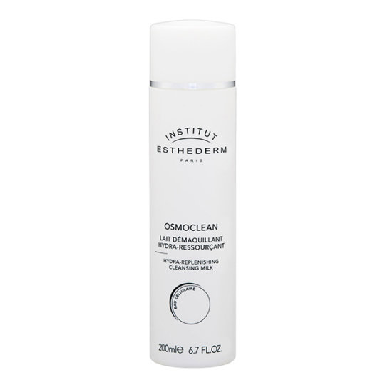Institut Esthederm. Lait Demaquillant Hydra-Ressourcant / Hydra-Replenishing Cleansing Milk