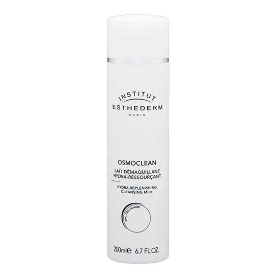 Institut Esthederm. Lait Demaquillant Hydra-Ressourcant / Hydra-Replenishing Cleansing Milk