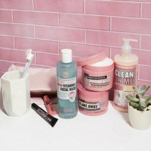 Soap & Glory Birthday Wishes Body Gift Set