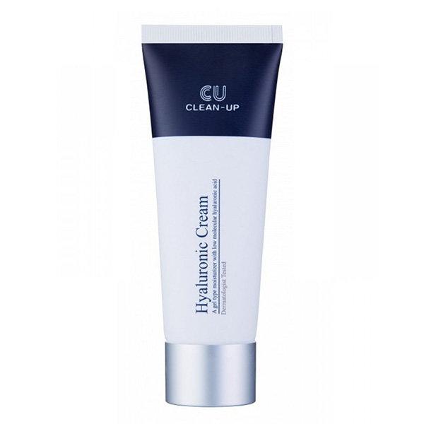 Легкий увлажняющий крем с гиалуроновой кислотой CU Skin Clean-Up Hyaluronic Cream