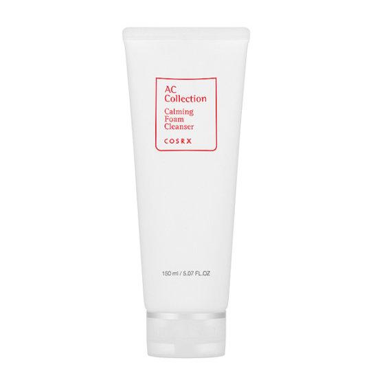 Деликатная пенка для проблемной кожи COSRX AC Collection Calming Foam Cleanser