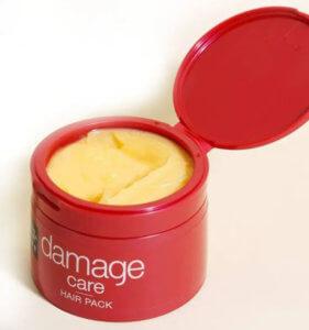 Укрепляющая маска для волос Mise En Scene Damage Care Hair Pack