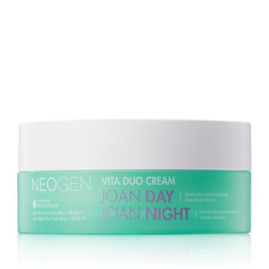 Двойной крем для лица Neogen Dermalogy Vita Duo Cream Joan Day Joan Night