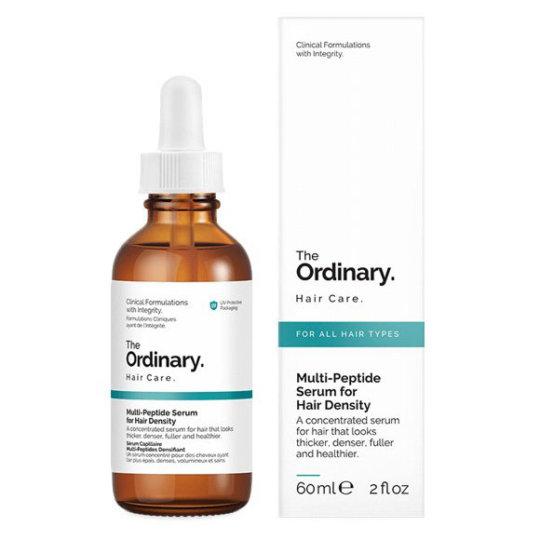 Сыворотка для стимуляции роста волос The Ordinary Multi-Peptide Serum For Hair Density