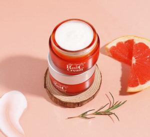 Увлажняющий крем для лица с витаминами Tiam My Signature Red C Cream