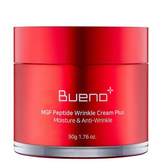 Крем для зрелой кожи с пептидами Bueno MGF Peptide Wrinkle Cream Plus