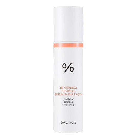 Сыворотка-эмульсия для кожи, склонной к воспалениям Dr.Ceuracle 5α Control Clearing Serum in Emulsion