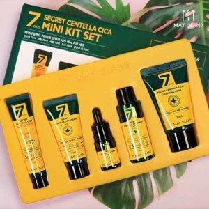 Набор для чувствительной и проблемной кожи May Island 7 Days Secret Centella Cica Mini Kit Set